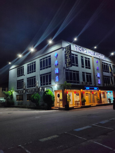 Tiong Hua Hotel, Johor Bahru