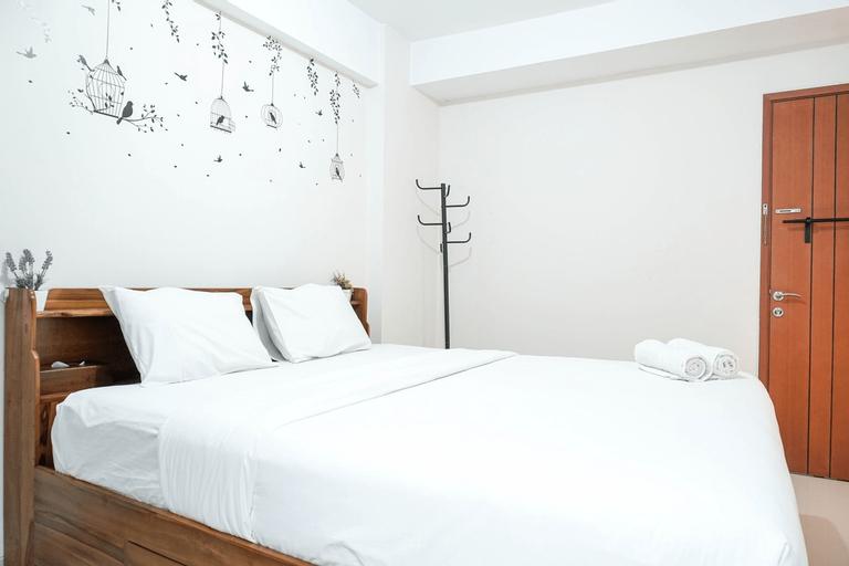 Comfortable Studio Apartment at Green Park View By Travelio, Jakarta Barat