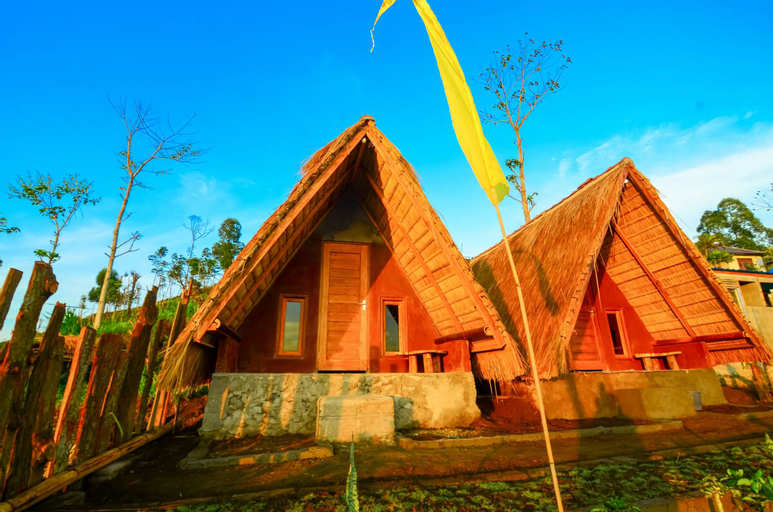 Jungle Retreat Hut, Bangli
