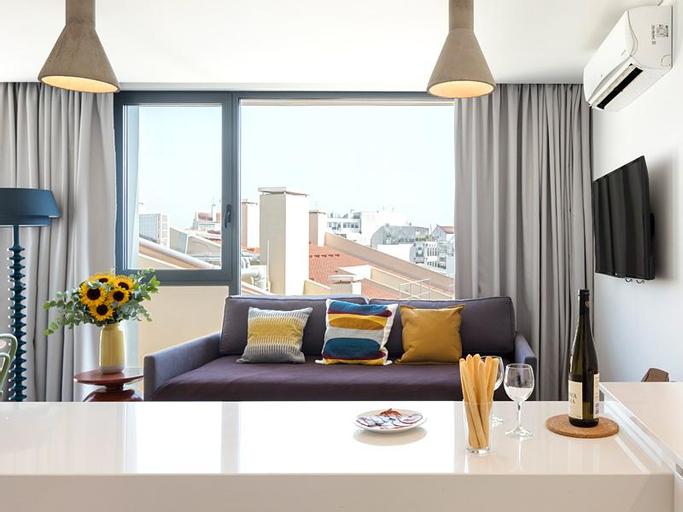 Lisbon Serviced Apartments - Parque, Lisboa