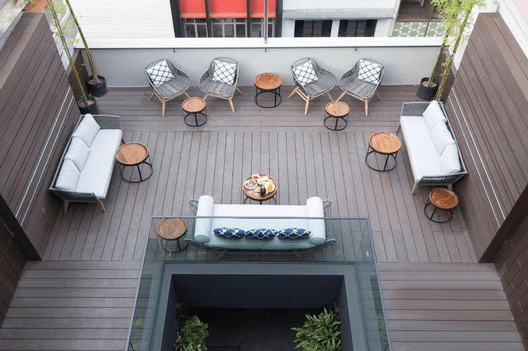 Hotel NuVe Elements, Singapore River