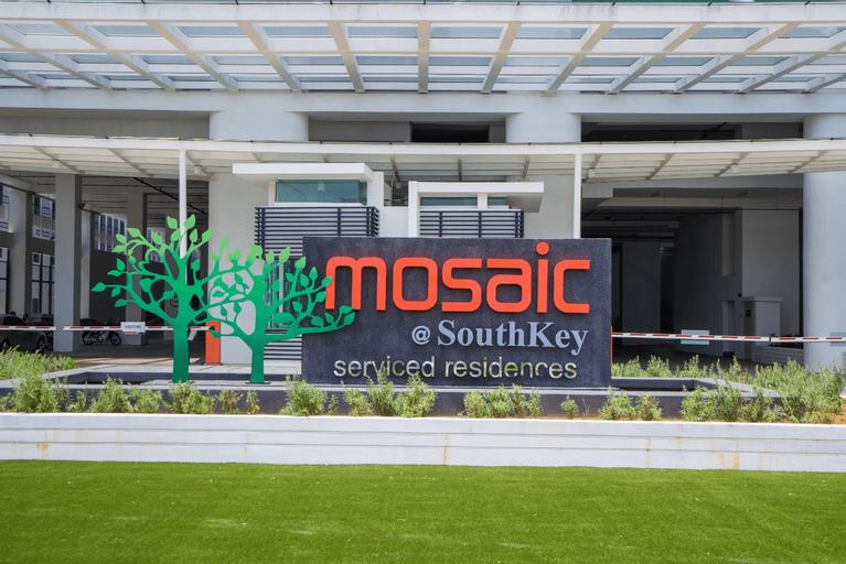 Mosaic South Key @ JB City Homestay, Johor Bahru