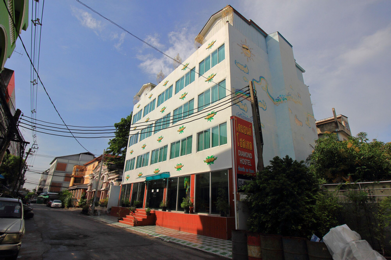 Diamond Boutique Hostel, Bang Khae