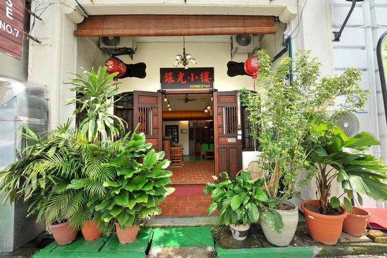 Silver Shine Guesthouse, Pulau Penang