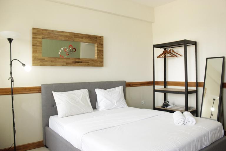 Simply Modern Studio at Galeri Ciumbuleuit 2 Apartment By Travelio, Bandung