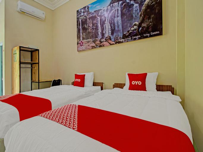 OYO 3774 Orchid 37 Syariah Guest House, Bandar Lampung