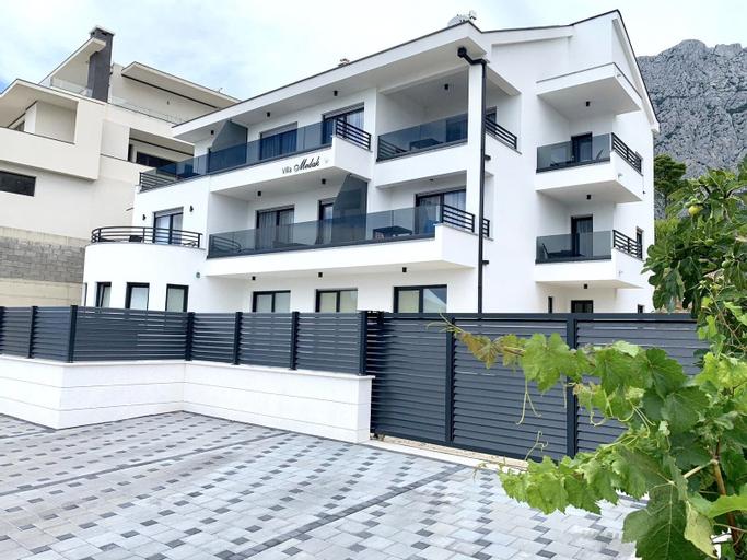 Villa Medak, Makarska