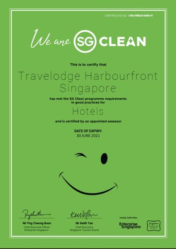 Travelodge Harbourfront Singapore, Bukit Merah