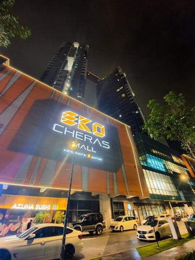 Traveler Infinity Suite Ekocheras @ Kuala Lumpur, Kuala Lumpur