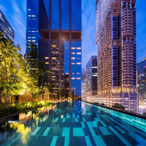 Oakwood Premier AMTD Singapore, Singapura