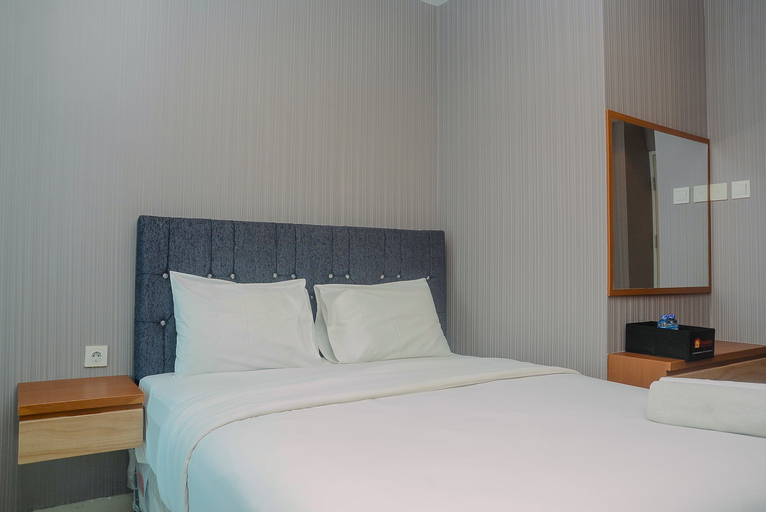 Comfortable Studio Grand Kamala Lagoon Apartment By Travelio, Bekasi