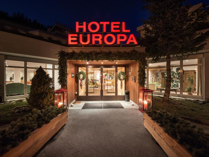 Hotel Europa, Maloja