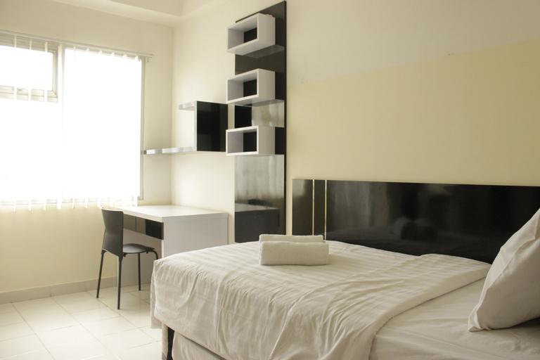 Comfortable Studio Room Apartment at Easton Park Residence Jatinangor By Travelio, Sumedang