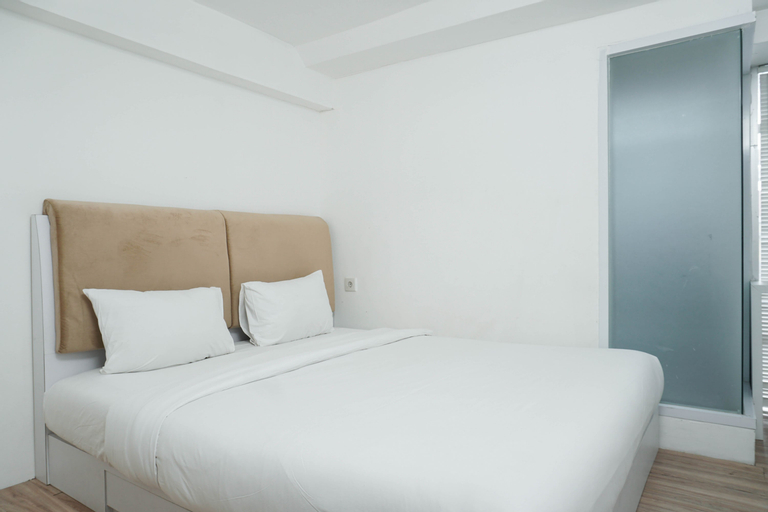 Relax 1BR Apartment at Menteng Square By Travelio, Jakarta Pusat