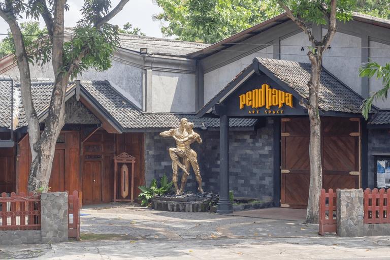 Pendhapa Art Space - PAS Limasan Homestay, Bantul