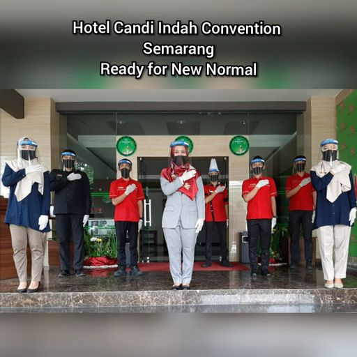 Hotel Candi Indah-AKPOL Semarang, Semarang
