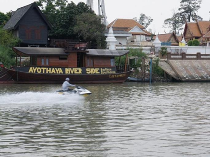Ayothaya Riverside House, Phra Nakhon Si Ayutthaya