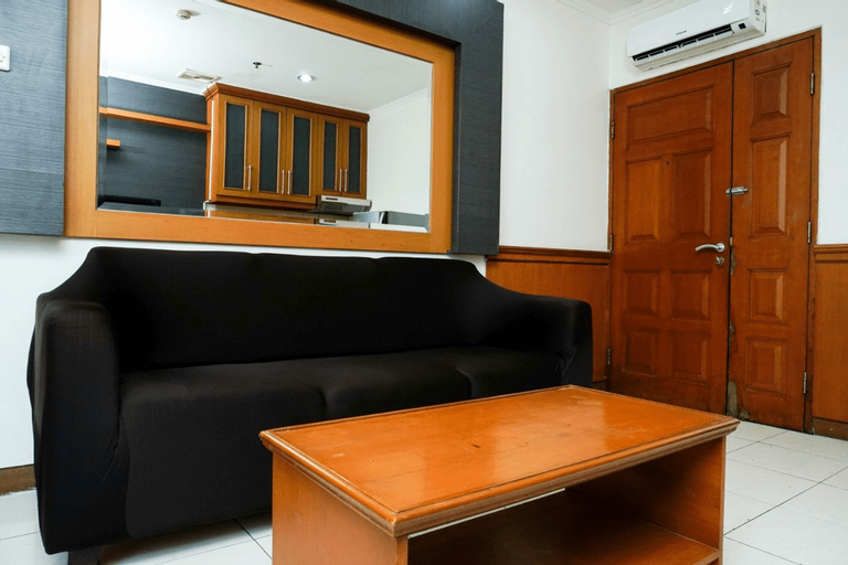 Good Choice 1BR Pangeran Jayakarta Apartment By Travelio, Jakarta Pusat