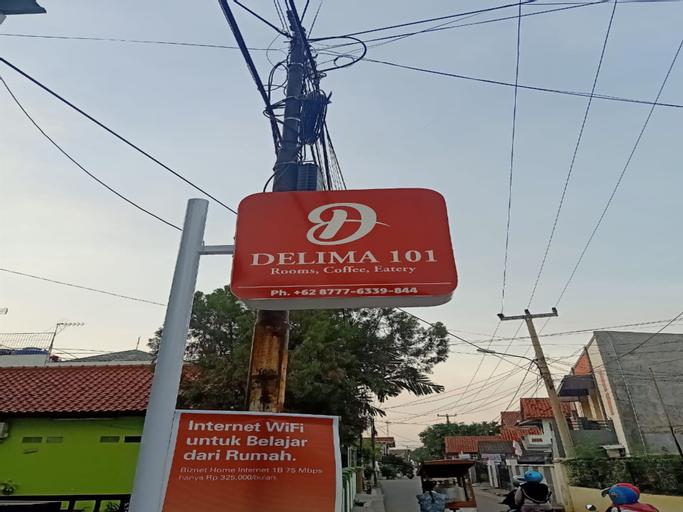 Delima 101 SYARIAH Hotel, Serang