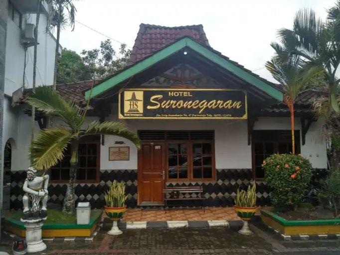 Hotel Suronegaran Purworejo, Purworejo
