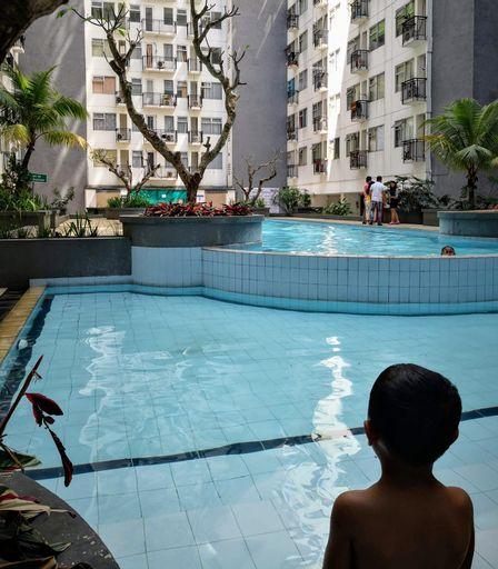 Hala Rooms at Jarrdin Apartment Cihampelas Bandung, Bandung