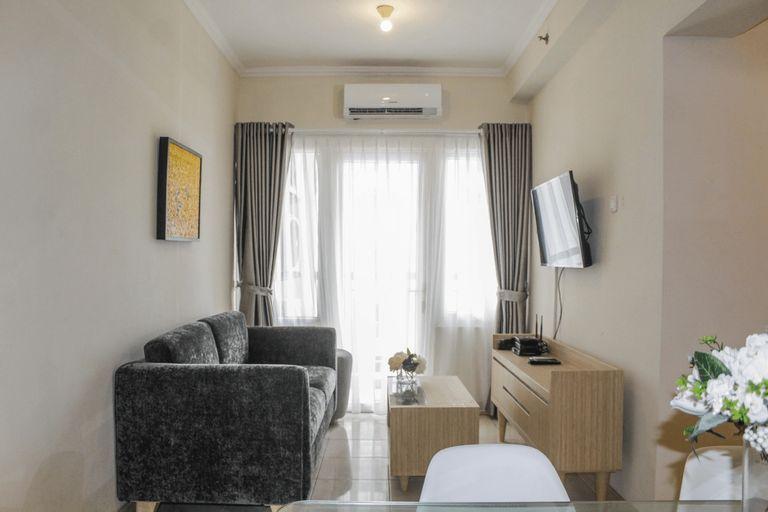Homey 2BR Apartment at Grand Palace Kemayoran By Travelio, Jakarta Pusat