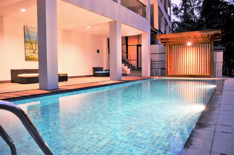 Cempaka 5 villa 7BR with Private Pool, Bandung