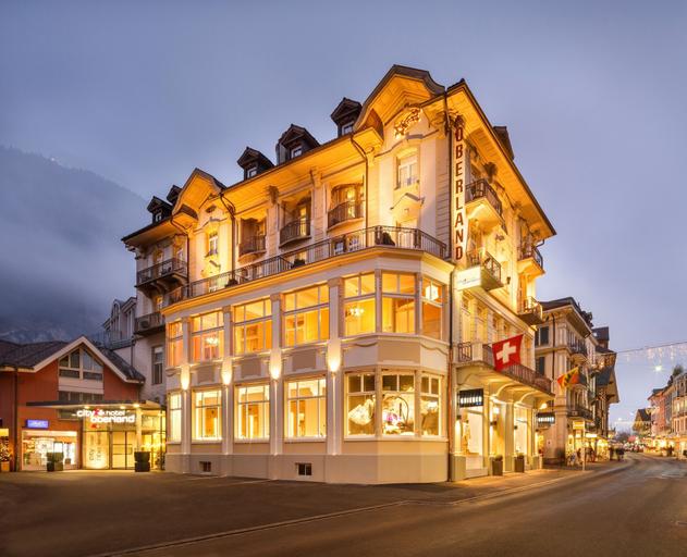 City Oberland Swiss Quality Hotel, Interlaken