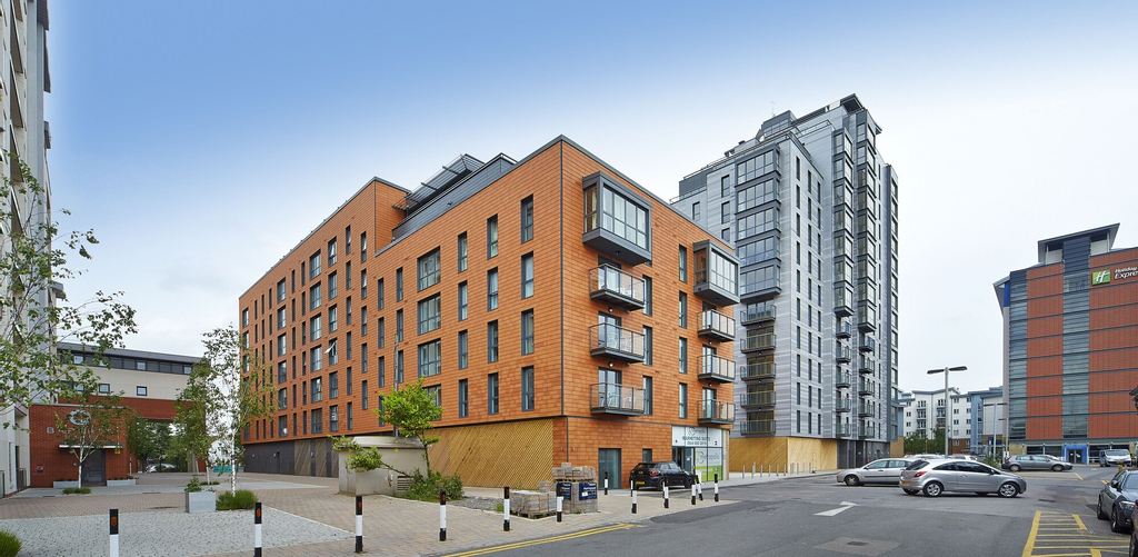Railway Terrace Apartments By Flying Butler, Slough