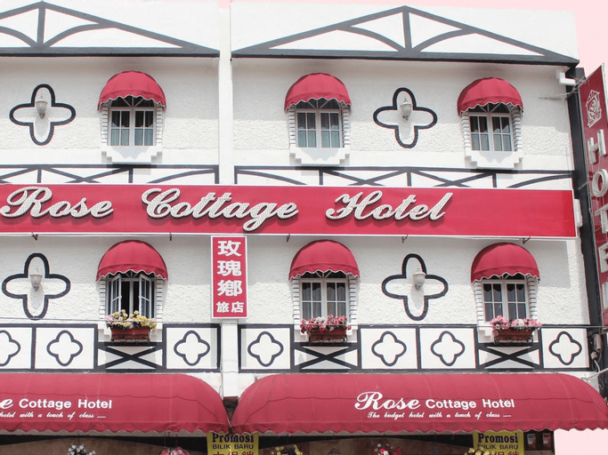 Rose Cottage Hotel Taman Johor Jaya, Johor Bahru