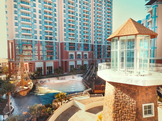 Grande Caribbean Hotel Resort Pattaya, Pattaya