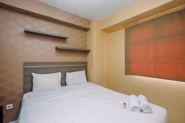 Strategic and Homey 1BR Kalibata City Apartment By Travelio, Jakarta Selatan