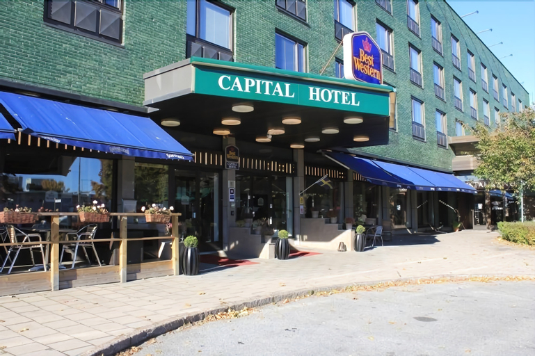 Best Western Capital Hotel, Stockholm