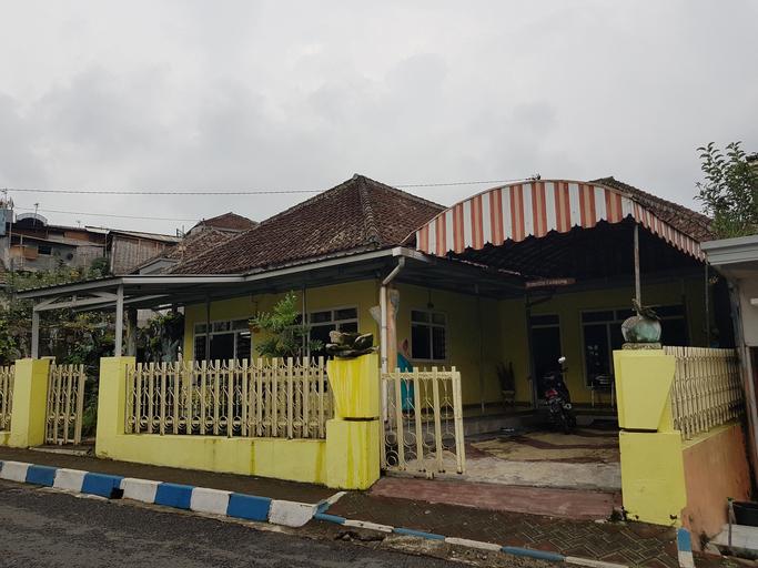Homestay Pak Asmanu, Malang