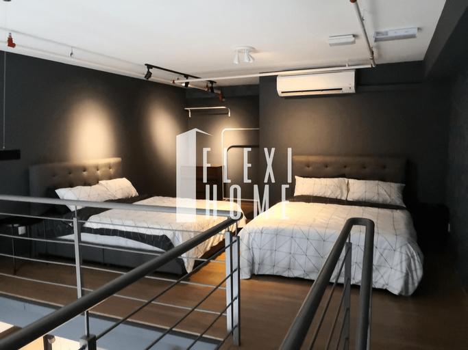 Pinnacle PJ Duplex with NETFLIX by Flexihome-MY, Kuala Lumpur