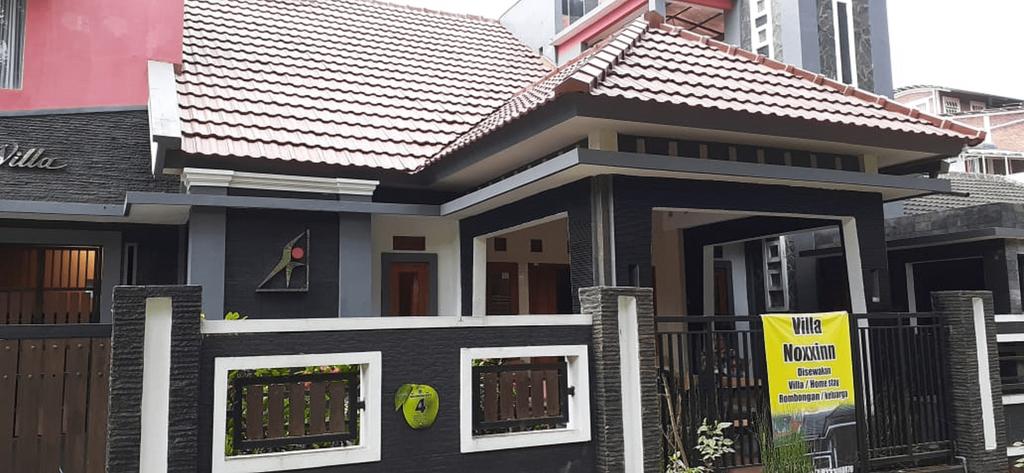 Villa Noxxin by Vino House, Malang