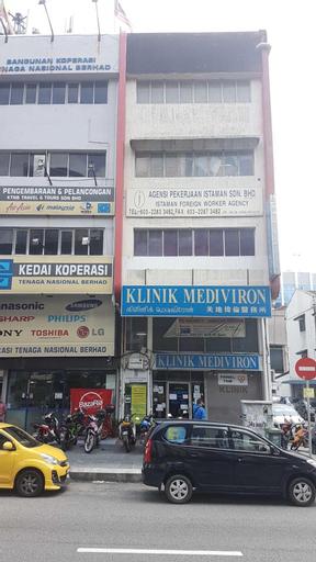 Nowhere Hostel, Kuala Lumpur
