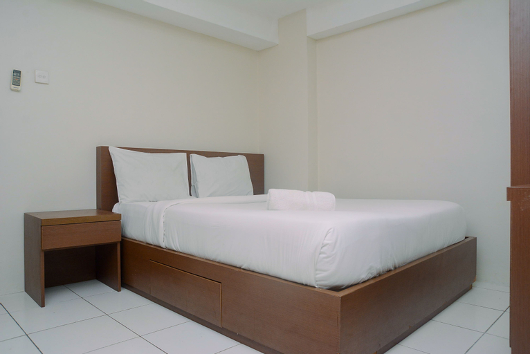 Relax and Comfy @ Studio Room Kebagusan City Apartment By Travelio, South Jakarta