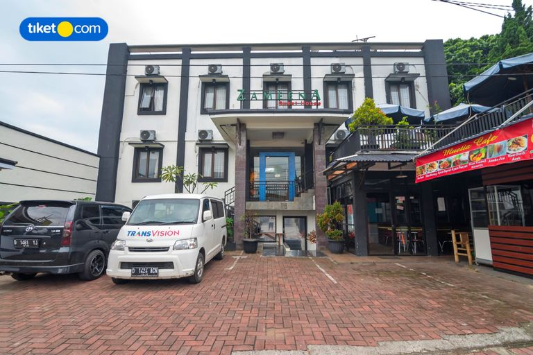 Zameena Guesthouse, Bandung
