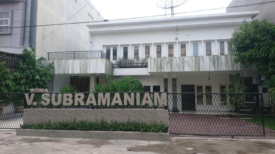 Wisma V Subramaniam, Medan