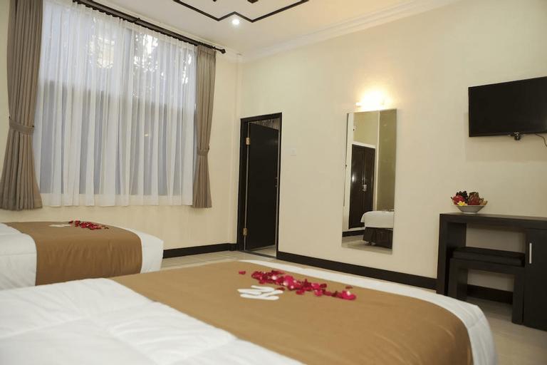 Troppo Zone Puri Rama Resort, Badung