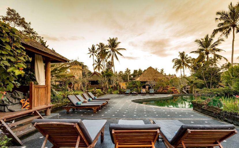 Tanah Merah Art Resort, Gianyar