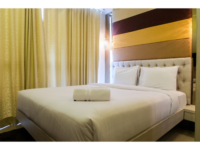 Comfortable Premiere 1BR at The Oasis Apartment By Travelio, Cikarang