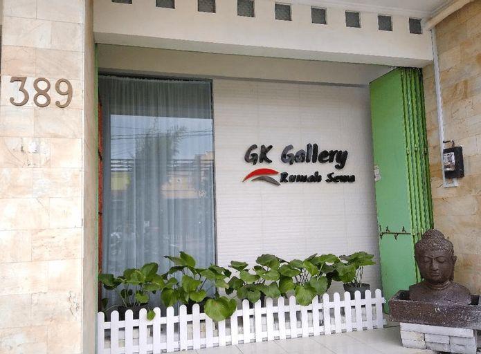 GK Gallery Rumah Sewa, Banyumas