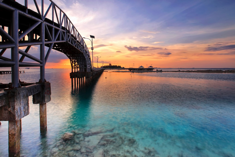 Sunrise Homestay Pulau Pramuka, Thousand Islands