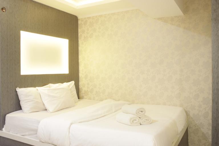 Scenic & Cozy Studio Apartment at Jarrdin Cihampelas By Travelio, Bandung