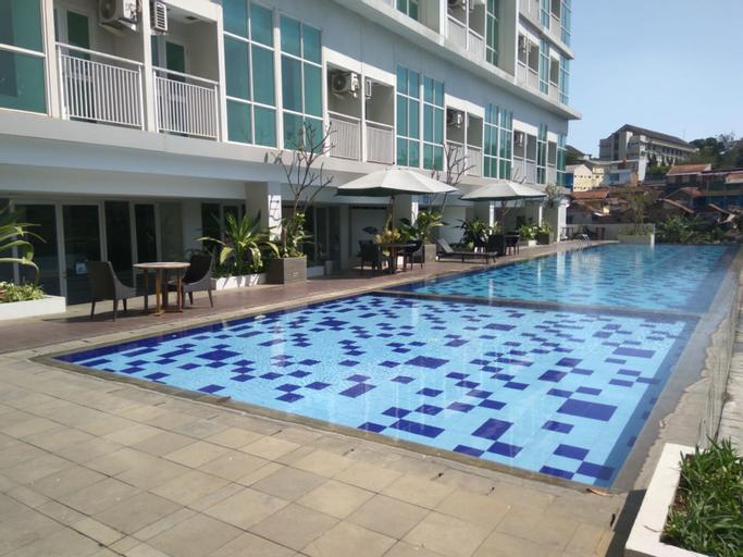 Stylish & Relaxing Studio at Taman Melati Jatinangor Apartment By Travelio, Sumedang