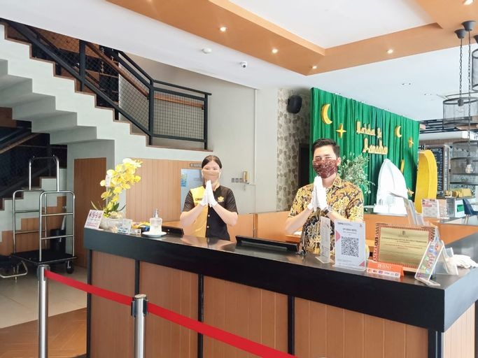 OPI Indah Hotel Palembang, Palembang