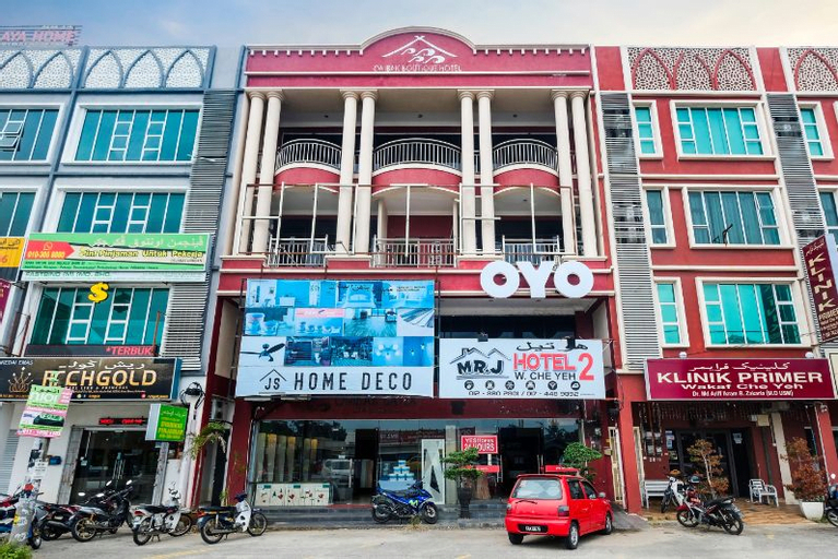 OYO 717 Mr J Hotel Wakaf Che Yeh 2, Kota Bharu