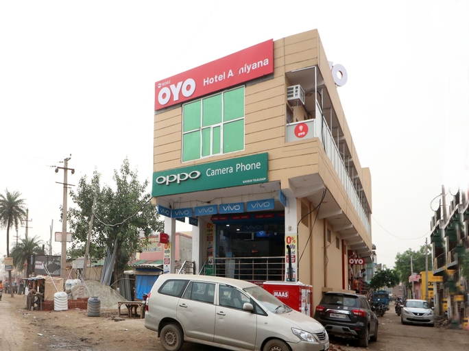 OYO 16362 Hotel Ashiyana, Faridabad
